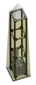 急速充電ステーション技術(NX-Power-Amp System)